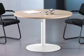 round discussion glass table conference table