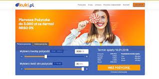 Kuki.pl – przegląd, opinie, warunki, kontakty   MarketPozyczka