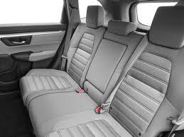 2017 honda cr v pictures cr v lx awd photos backseat interior