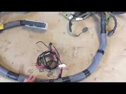 1995 subaru legacy wiring harness vw conversion youtube subaru vanagon wiring diagram at Subaru Wiring Harness Conversion