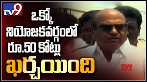 Image result for JC Diwakar comments on his expenditure on elections
