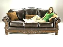 Lazy Boy Sleeper Sofa Leather Furniture  Unique63