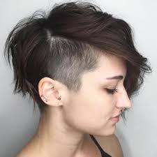 Cute Short Haircuts Older Women Punky Womens Hairstyles