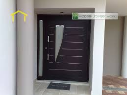 modern joinery works durban doors