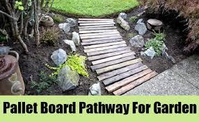 garden paths easy. pallet board pathway: garden paths easy p