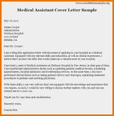 medical assistant cover letter sample medical assistant cover letter samples acpnhvpx