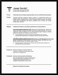 Resume Examples Medical Assistant 59 Images Professional