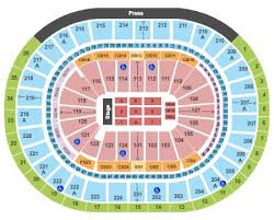 Wells Fargo Center Tickets And Wells Fargo Center Seating