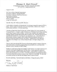 Eagle Scout Letter Of Recommendation Inspiration Eagle Scout Letter Of Recommendation Example Cover Letter Samples