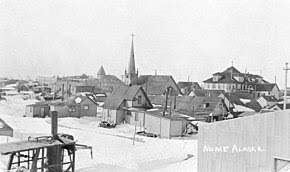 1925 serum run to Nome - Wikipedia