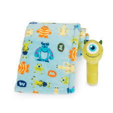 monsters inc 4 piece baby crib bedding set by kidsline designs monsters inc baby bedding designs