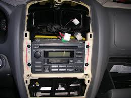minus the silencer installing sirius into a hyundai santa fe 2002 Hyundai Santa Fe Radio Wiring Harness taking out the radio is easy now at this point you'll want to fit your stereo into the in dash receiver kit and adjust the included trim if necessary 2002 hyundai santa fe radio wiring diagram