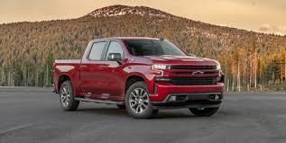 Chevy Truck Gas Mileage Chart 2020 Chevy Silverado Diesel Gets Impressive Mpg Ratings