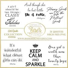 Little Girl Quotes Gorgeous Girl Quotes Inspirational Quotes About Girls Little Girl Etsy