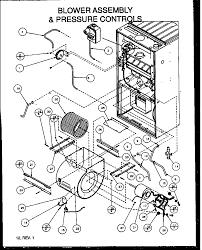 Amana gud gas furnace parts model gud115c50ap1164506f sears partsdirect