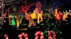 Christmas Lights Austin Tx Austin Texas Trail Of Lights 2012