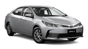 New Toyota Corolla Ascent Sedan Automatic CVT | In Stock at ...