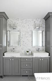 Grey Bathroom Vanity Design Ideas