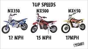 Razor Mx Dirt Bikes Choosing The Right Model