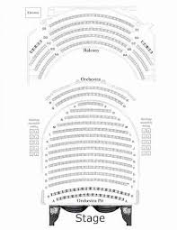 Je Broyhill Civic Center Seating Chart Seating Charts Ballet Spartanburg