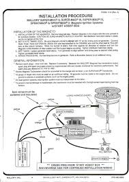 wiring diagram for start assist wiring diagram schematics mallory magneto wiring diagram mallory printable wiring