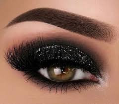 to perfect the look try emphasizing your eyelids with smudged charcoal grey and black eyeshadows along with loads of mascara kohl rimmed eyelids and bold