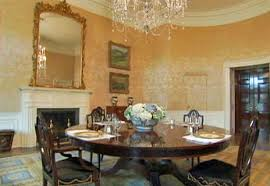 Private Family Dining Room On The 2nd Floor Of The Residence