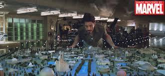 tony stark office. SimCraft APEX Sc830 In Iron Man Tony Stark\u0027s Workshop Garage Stark Office :