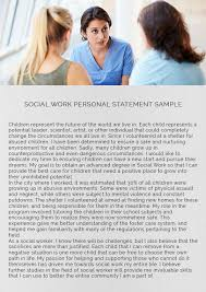 need help your personal statement check out this social work need help your personal statement check out this social work personal statement example and