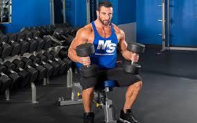 intense sut chest biceps workout