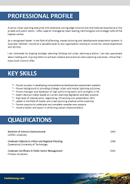 Resume Planner Download Now Town Planner Resume Template 037 Free