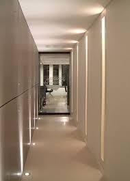 Hotel hallway lighting ideas Narrow Corridor Lighting Lighting Showroom Office Lighting Lighting Ideas Staircase Design Corridor Pinterest Pin By Tucci Lighting On Inground Uplight Pinterest Lighting
