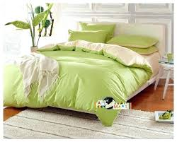 light green comforter holiday free and beige cotton contrast color bedding set mint black