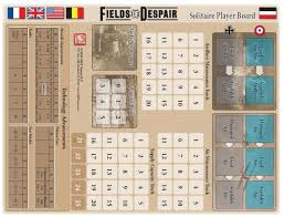 Interview with Kurt Lewis Keckley Designer of Fields of Despair France  1914-1918 by GMT Games – The Players' Aid
