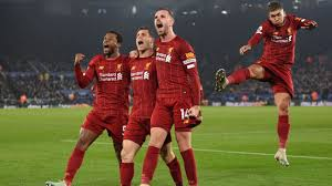Mate, any chance of motd later on ? Leicester City Vs Liverpool Football Match Report December 26 2019 Espn