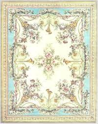 shabby rug