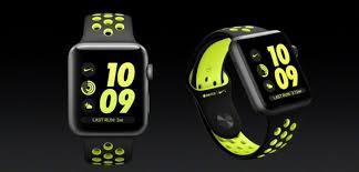 apple nike watch series 2. the apple watch series 2 is \u0027swimproof\u0027 nike