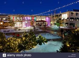 Freeport Maine Light Festival Christmas L Stock Photos Christmas L Stock Images Alamy