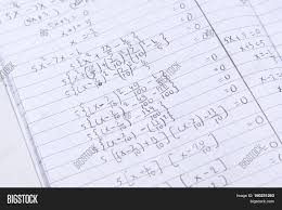 doing difficult math homework solving exponential equations