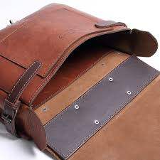 motorcycle saddlebag genuine leather harley touring sheep sheep leather side bag brown sb 58