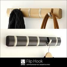 Umbra Flip Hook Coat Rack airrhizome Rakuten Global Market Hanger rack coat hanger wall 93