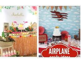 Birthday Party Theme Ideas For Your Boys And Girls