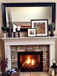 Fireplace Mantels Pictures Design Mantel Decorating Layering C2design Mantle Decoration
