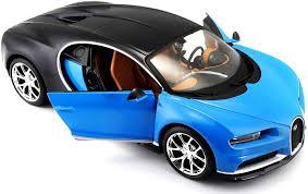 1 36 autobot bugatti speelgoed auto kinderen model mini auto. Amazon Com Maisto 1 24 W B Special Edition Bugatti Chiron Die Cast Vehicle Toys Games