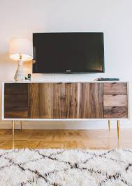Living Room Media Furniture Console Media Center Tv Read More Http Wwwstylemepretty
