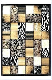 large zebra rug mal print throw rugs tiger rug large zebra steer hide area for living