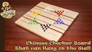 Wooden Board Games To Make Making a Wooden Chinese Checker Board YouTube 77