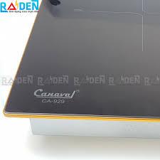 Bếp âm, bếp điện từ + hồng ngoại đôi Canaval CA-929 công nghệ Inverter tiết  kiệm điện, giá tốt nhất 12,800,000đ! Mua nhanh tay!
