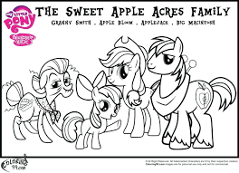 Applejack And Rainbow Dash Coloring Pages Equestria Girl Apples ...