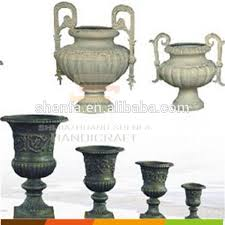Large Decorative Urns And Vases Home Used Indoor Large Decorative Planters Garden Flower Pot Buy 4